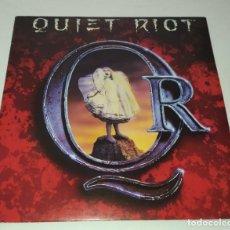 Discos de vinilo: LP QUIET RIOT - QUIET RIOT. Lote 248796600