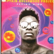 Discos de vinilo: CAPTAIN HOLLYWOOD PROJECT - FLYING HIGH - MAXI SINGLE 1994 - ED. ALEMANIA. Lote 288529968