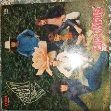 Discos de vinilo: LP LOS GATOS- 1969. Lote 248808335