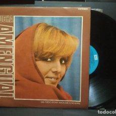 Discos de vinilo: NUCHA AMENGUAL - QUÉ PUEDO DECIRTE AMOR... LP - EMI, 1974 PEPETO. Lote 248833610