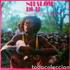 Discos de vinilo: KING TUBBYANDTHE AGGROVATORS–SHALOM DUB. LP VINILO NUEVO PRECINTADO. REGGAE. Lote 248940055