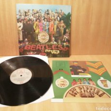 Discos de vinilo: THE BEATLES. SERGEANT PEPPER'S LONELY HEARTS CLUB BAND.. Lote 248941305