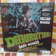 Discos de vinilo: DEGURUTIENI - DARK MONDO . LP VINILO NUEVO PRECINTADO. EXOTIC - BLUES - LO-FI FROM JAPÓN. Lote 248942665