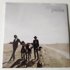 Discos de vinilo: PEREZA LP DOBLE AVIONES 2017 PRECINTADO LEIVA RUBEN POZO. Lote 248946935