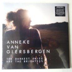Disques de vinyle: ANNEKE VAN GIERSBERGEN LP THE DARKEST SKIES ARE THE BRIGHTEST 2021 THE GATHERING. Lote 248947825
