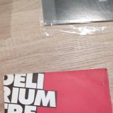 Disques de vinyle: DELIRIUM TREMENS I HAVE NO MONEY + BATZUK. Lote 248952390
