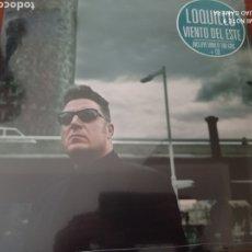 Disques de vinyle: LOQUILLO. VIENTO DEL ESTE. LP +CD. NUEVO.. Lote 248958830