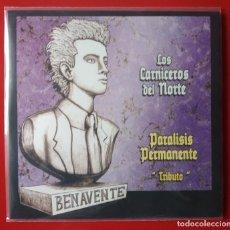 """Discos de vinil: 10"""" TRIBUTO A PARÁLISIS PERMANENTE DE LOS CARNICEROS DEL NORTE. Lote 248959710"""
