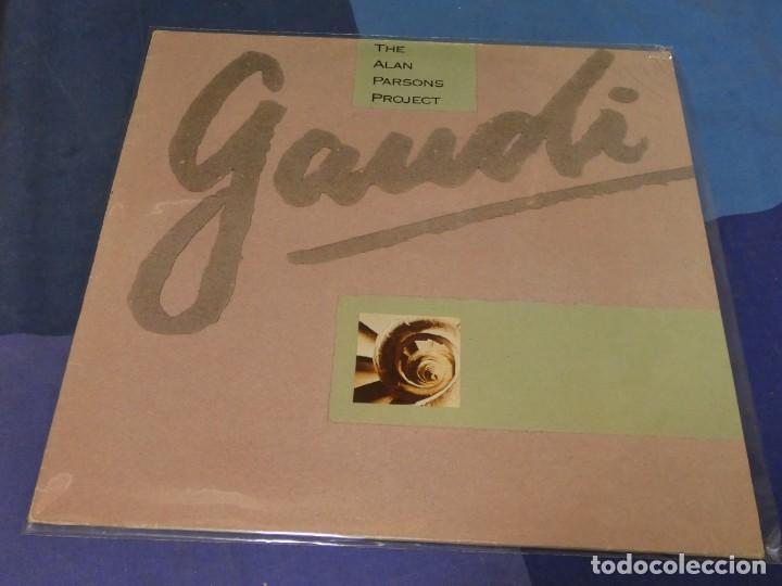 EXPRO LP GAUDI ALAN PARSONS PROJECT MUY BUEN ESTADO GENERAL 35 (Música - Discos - LP Vinilo - Pop - Rock - Internacional de los 70)