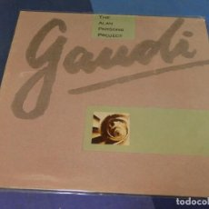 Discos de vinilo: EXPRO LP GAUDI ALAN PARSONS PROJECT MUY BUEN ESTADO GENERAL 35. Lote 249009585