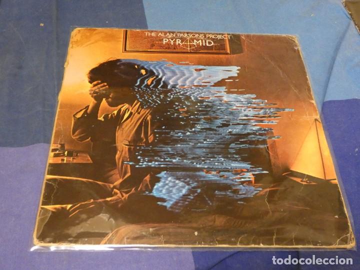 EXPRO LP DESDE 2€ A TU RIESGO ALAN PARSONS PROJECT TAPA SOBADA MARCAS VISIBLES NO CHUNGAS EN LP (Música - Discos - LP Vinilo - Pop - Rock - Internacional de los 70)
