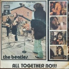 Discos de vinilo: SINGLE / THE BEATLES - ALL TOGETHER NOW, 1972. Lote 249031280