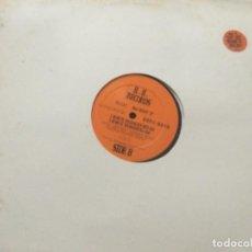 Discos de vinilo: DJ LAZ - MAMI EL NEGRO. Lote 249042305