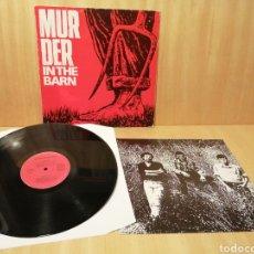 Discos de vinilo: MURDER IN THE BARN.. Lote 249048140