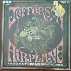 Discos de vinilo: SINGLE / JEFFERSON AIRPLANE - CROWN OF CREATION, 1969. Lote 249058155