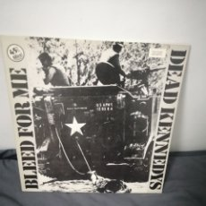 Dischi in vinile: DEAD KENNEDYS - BLEED FOR ME / HALLOWEEN. Lote 249068065