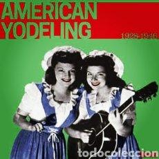 Discos de vinilo: AMERICAN YODELING 1928-1946 . LP VINILO NUEVO PRECINTADO. Lote 249070730