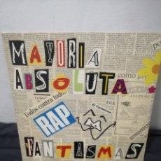 Discos de vinilo: MAYORÍA ABSOLUTA - FANTASMAS. Lote 249074270