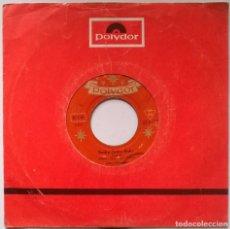 Discos de vinilo: PETER ALEXANDER. KLEINES HAUS AUF DER SIERRA NEVADA (JING-JONG-JENNY)/ ROCKY TOCKY BABY POLYDOR 1956. Lote 249081405