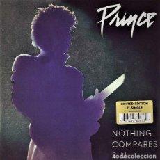 Discos de vinilo: PRÍNCE - NOTHING COMPARES TO 2 U / EDICIÓN LIMITADA. Lote 249097605