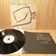 Discos de vinilo: RAÚL ALCOVER. DEL LABERINTO AL TREINTA.. Lote 249119665