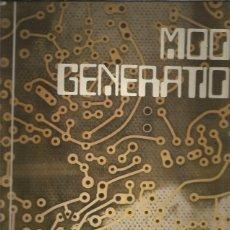 Discos de vinilo: MOOG GENERATION. Lote 249125040