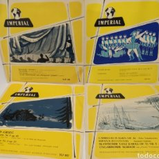 Discos de vinilo: DISCOS VINILO MINIGROOVE CLÁSICA. Lote 249131790