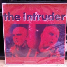"Discos de vinilo: PETER GABRIEL ""THE INTRUDER"" (BOOTLEG MUY RARO) LIVE 1980.. Lote 249144895"