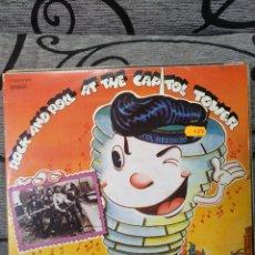 Discos de vinilo: ROCK AND ROLLO AT THE CAPITOL TOWER. Lote 249147580