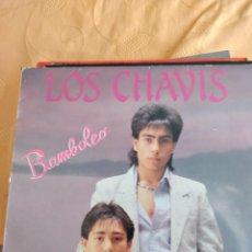 Discos de vinilo: B-4 DISCO VINILO 12 PULGADAS LOS CHAVIS BAMBOLEO. Lote 249147750