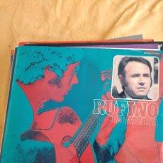 Discos de vinilo: B-4 DISCO VINILO 12 PULGADAS RUFINO DE PATERNA. Lote 249147990