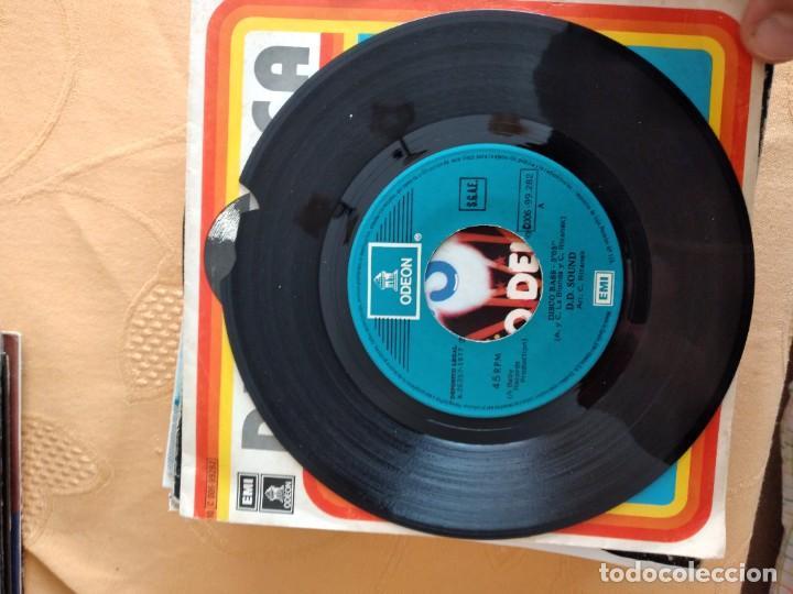 B-5 DISCO VINILO 7 PULGADAS DISCOTECA D. D. SOUND DISCO ROTO (Música - Discos - Singles Vinilo - Otros estilos)