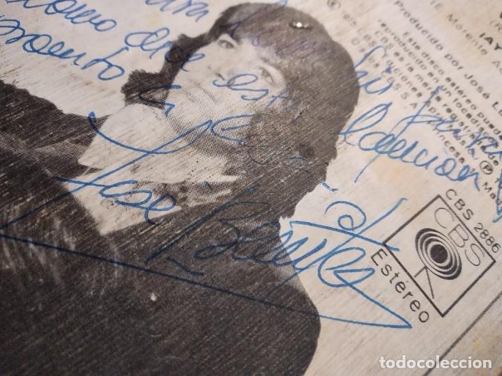 Discos de vinilo: B-5 DISCO VINILO 7 PULGADAS LOS CHORBOS VUELVO A CASA CON DEDICATORIA DE AUTOR ? - Foto 3 - 249181240