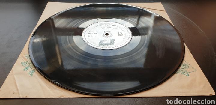 Discos de vinilo: LP LUIS PEREZ & MEXICO MAGICO COSMICO - En el ombligo de la luna (México - ISSSTE/Privado - 1981) - Foto 12 - 249199450