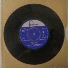 Discos de vinilo: PHILIP GREEN. SOUNDTRACK OF THE RANK FILM ALL NIGHT LONG. MUY RÁPIDO/ SKIN FEVER. FONTANA, UK 1962. Lote 249249655