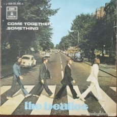 Discos de vinilo: SINGLE / THE BEATLES - COME TOGETHER, 1969. Lote 249253485