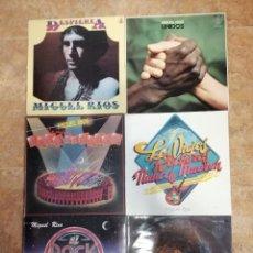Discos de vinilo: LOTE 6 DISCOS LP MIGUEL RIOS. Lote 249265310