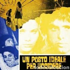 Discos de vinilo: BRUNO LAUZI–UN POSTO IDEALE PER UCCIDERE (OASIS OF FEAR). SINGLE VINILO NUEVO. ITALIAN FILMS .. Lote 249276240