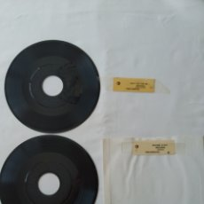 Discos de vinilo: MADONNA, BEDTIME STORY Y DON'T CRY FOR ME. Lote 249335720