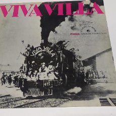 Discos de vinilo: VIVA VILLA CHANT DU MONDE BUEN ESTADO. Lote 249338090