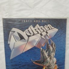 Disques de vinyle: DOKKEN TOOTH AND NAIL. Lote 249414245
