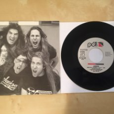 "Discos de vinilo: LEGION - BAG FULL OF MEAT - SINGLE 7"" PROMO - 1992. Lote 249535375"