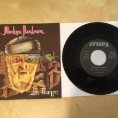 """Discos de vinilo: MEDINA AZAHARA - SIN TIEMPO - SINGLE 7"""" - 1992. Lote 249544160"""