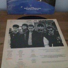 Discos de vinilo: RADIO FUTURA - LA CANCION DE JUAN PERRO - INCLUYE: PASEO CON LA NEGRA FLOR - LP - 1987. Lote 249547125