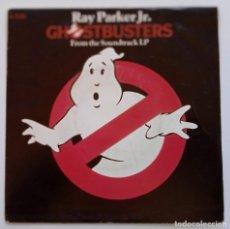 Discos de vinilo: RAY PARKER JR. – GHOSTBUSTERS / GHOSTBUSTERS (INSTRUMENTAL) SCANDINAVIA.1984 ARISTA. Lote 249550955