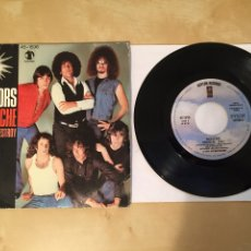 "Discos de vinil: DICTATORS - HEARTACHE / SEARCH AND DESTROY - SINGLE 7"" - 1977 ESPAÑA. Lote 249564485"