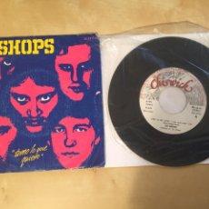 """Discos de vinilo: THE BISHOPS - TOMO LO QUE QUIERO - SINGLE PROMO 7"""" - 1989 ESPAÑA. Lote 249584630"""
