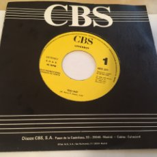 """Discos de vinilo: LOVERBOY - TOO HOT - SINGLE PROMO 7"""" - 1989. Lote 249585350"""