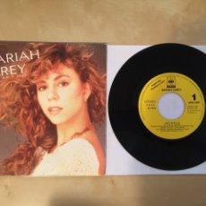"""Discos de vinilo: MARIAH CAREY - CAN'T LET GO - SINGLE RADIO PROMO 7"""" - 1991 ESPAÑA. Lote 250129325"""
