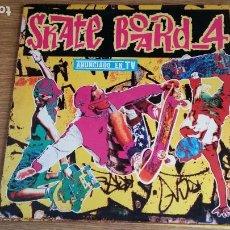 Discos de vinilo: *SKATE BOARD 4 - DOBLE LP AÑO 1992 - PORTADA DOBLE - LEER DESCRIPCIÓN. Lote 250150330
